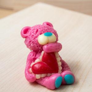 Ведмедик з сердечком